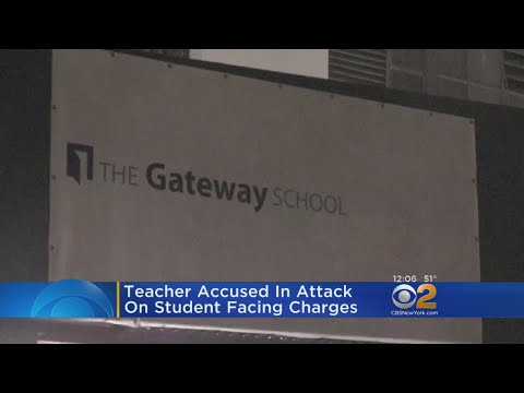 Manhattan Teacher Accused Of Attacking One Of His Students