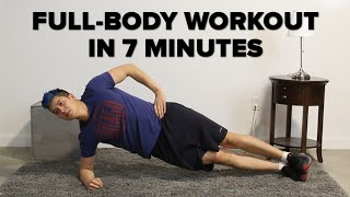 Full-Body Workout In 7 Minutes