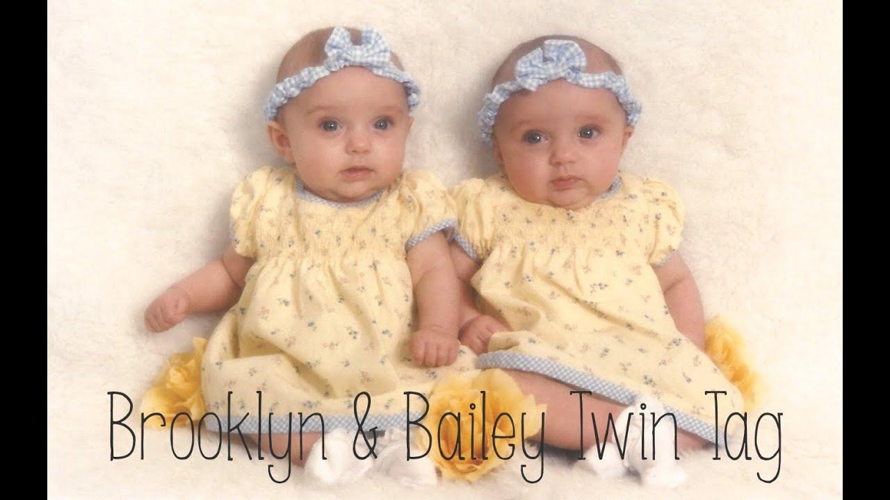 Brooklyn And Bailey Twin Tag Youtube