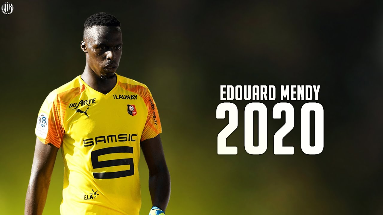 Download Edouard Mendy 2020 - Best Saves Show | HD