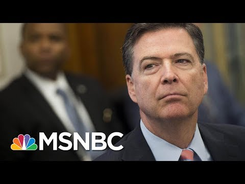 "Rachel On Memos: James Comey's Consistency Is ""Powerful"" Evidence 
