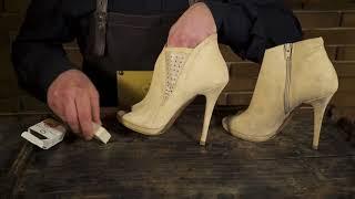 Come pulire le scarpe di camoscio: guida pratica passo passo