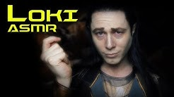 Loki ASMR (Tapping, Clicks & Tricks with The God of Mischief)