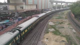 Delhi Sarai Rohilla Garib Rath Express (12216) is departure from PT No1 at Jaipur junction