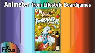 Animeter - In Focus