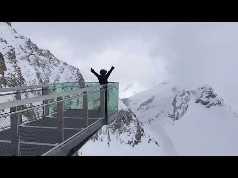 Gipfelwelt 3000 am Kitzsteinhorn: Top of Salzburg