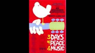 The Band- Long Black Veil Woodstock 1969