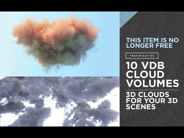 Free 10 VDB Cloud Volumes   Travis Davids