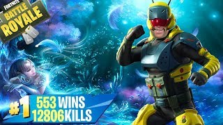 🔴 FORTNITE Lv.100 NEW SKIN FRULLIO/ CODE -xiuderone
