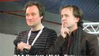 sciFi Convention - David Hewlett & David Nykl - Q&A 2
