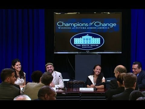 Champions of Change: Connecting the Americas