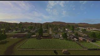 "Farming Simulator 17.Карта ""СибАгроКом FS17""Обзор-стрим.№2."