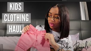 CLOTHING HAUL: Baby & Toddler Edition + COSMETICS LINE UPDATE