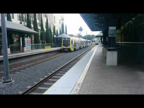 LACMTA Metro Gold Line.
