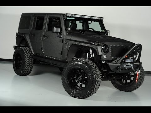 Collins Custom Jeeps For Sale Texas - YouTube