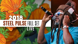 Steel Pulse | Full Set [Recorded Live] - #CaliRoots2018
