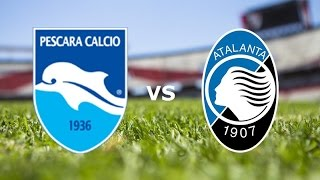 Video Gol Pertandingan Pescara vs Atalanta