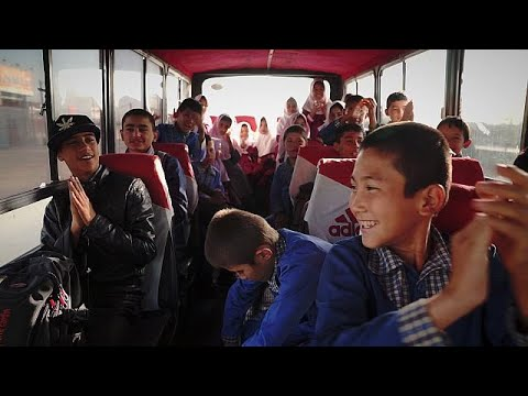 Undocumented Afghan refugees get a chance at school in Iran