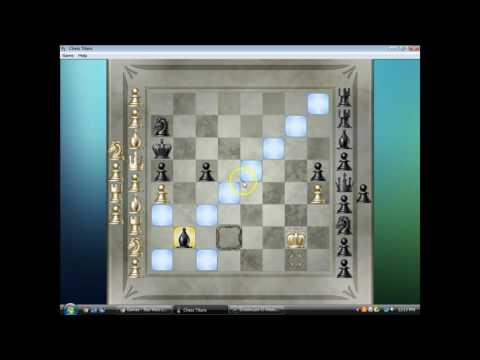 An intense game of chess vs killagames!