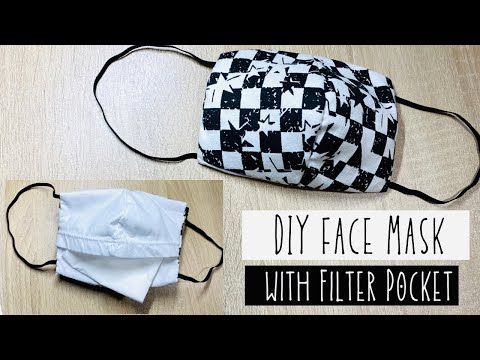 diy-face-mask-with-pocket-|-no-sewing-machine