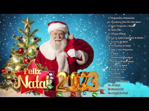 Músicas De Natal Em Português - Canções Natalinas -  As Mais Belas Canções De Natal Em Português