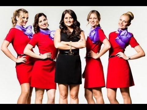 TOP Ten Most Attractive Airlines Stewardess