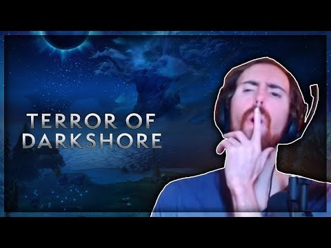 "Asmongold Reacts to ""Terror of Darkshore"" (WoW Cinematic)"