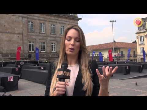 Claudia Bahamón, presentadora 'MasterChef' Colombia