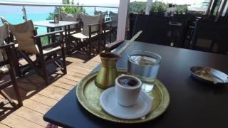 Греческий Кофе - Кафе Брики - Калифея - Дарья Элионис(Что такое греческий кофе для греков, как его подают, и каким он должен быть, обо всем в видео ролике который..., 2016-07-12T13:16:20.000Z)