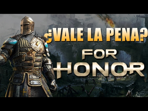 ¿Vale la pena For Honor?