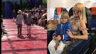 Яна Рудовская и Плющенко покоряют Подиум Парижской моды 2017