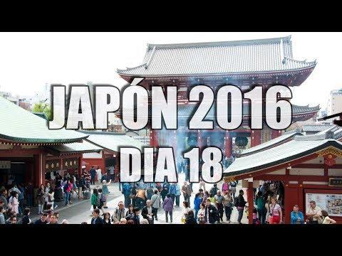 Japón 2016 - Diario de viaje - Día 18 - Tokio (Yanaka, Asakusa y Skytree)