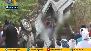 12 Including 2 Kids, Die in accident | at Malkapur in Maharastra