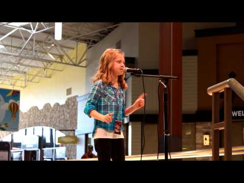 Blown Away - Carrie Underwood Cover by Tegan at Oprymills