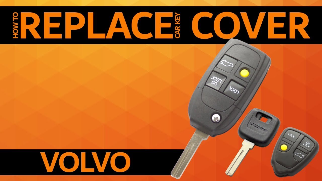 to remote replacement key how volvo battery a change car watch on