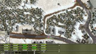 Let's Play: Close Combat - Wacht Am Rhein - 10: The Ardennes Offensive.. A Slight Miscalculation