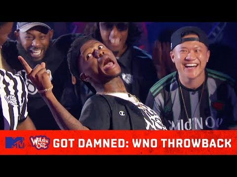 DC Young Fly & Michael Blackson Go in on Each Other 🔥 | Wild 'N Out | #WNOTHROWBACK