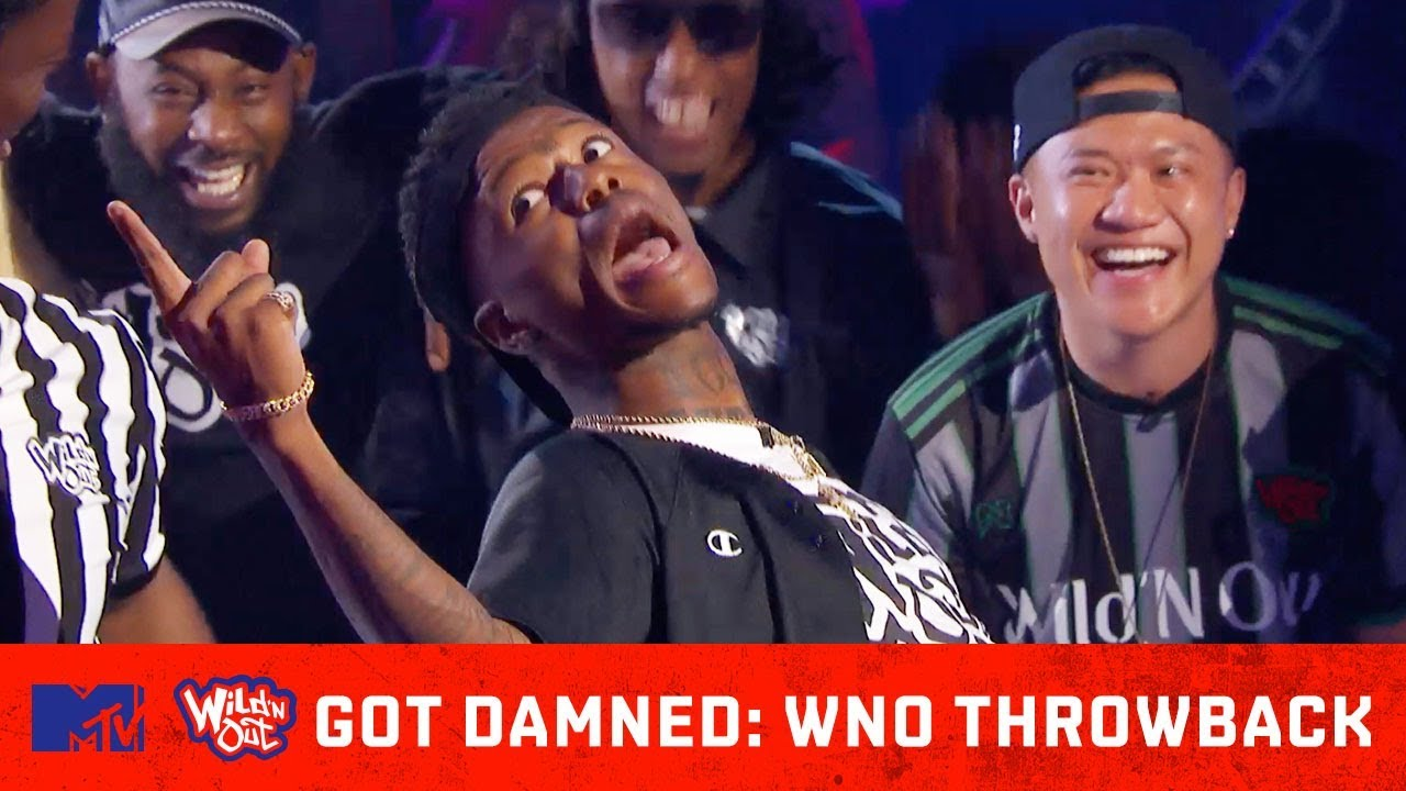 DC Young Fly & Michael Blackson Go in on Each Other 🔥 | Wild 'N Out | #WNOTHROWBACKS