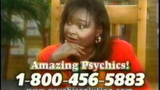 Psychic Solution Talk commercial (1999)