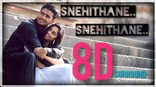 Snehithaney 8D || Alaipayuthey || Madhavan || Shalini || A.R. Rahman
