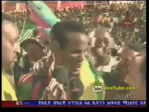 Ethiopia Team Goal Scorers Salahadin Said and Adane Girma Post Game Reaction