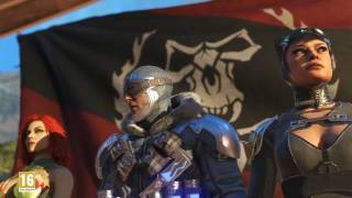 Official Injustice™ 2 - Shattered Alliances 4 Trailer