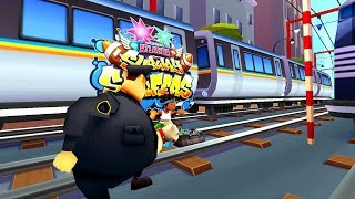 Subway Surfers - Edision vs Top Hat Jamie vs Elf Tricky - Subway Surfers World Tour 2019