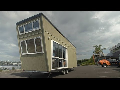 Ep 3 It S Done Mitre 10 Tiny House 2 With George Clarke