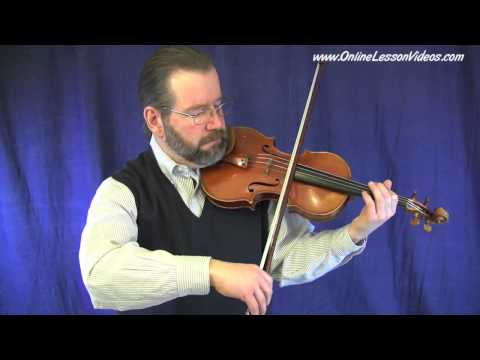 SERENADE - by Franz Schubert - Classical Violin Lessons Onli
