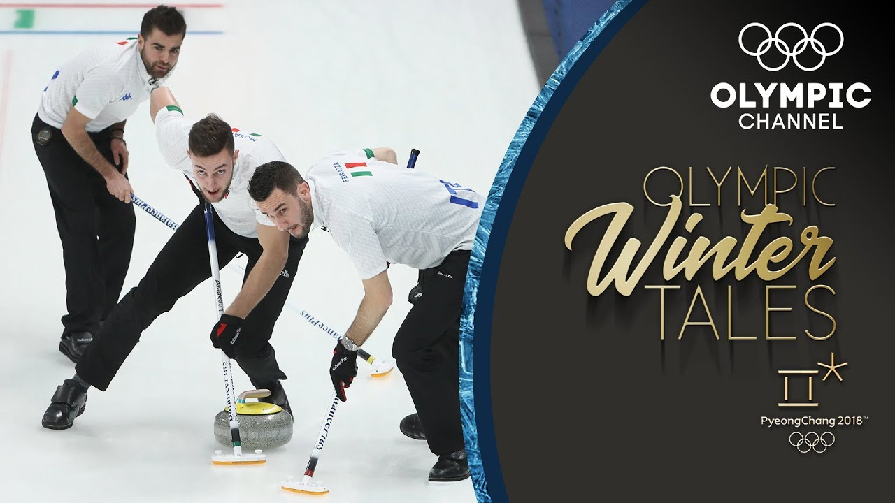 All Access with Italian Curling at  PyeongChang 2018 | Winter Tales