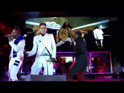 The Black Eyed Peas - Joints & Jams [Live] - Central Park (C
