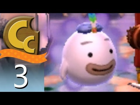 Animal Crossing: New Leaf - Welcome amiibo - Day 3: The Return of the King