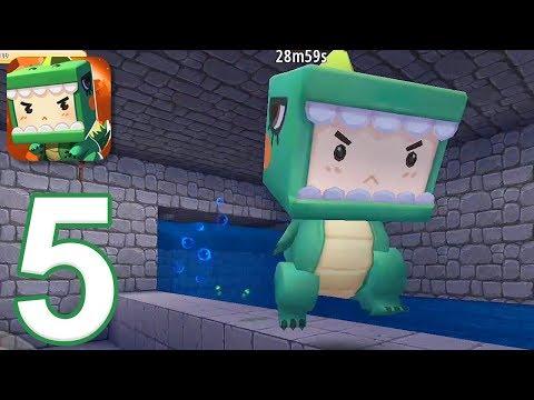 Mini World Block Art  Gameplay Walkthrough Part 5  Multiplayer iOS