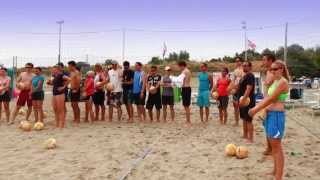 Erlebe Beachvolleyball Camps in Italien – H2cando!